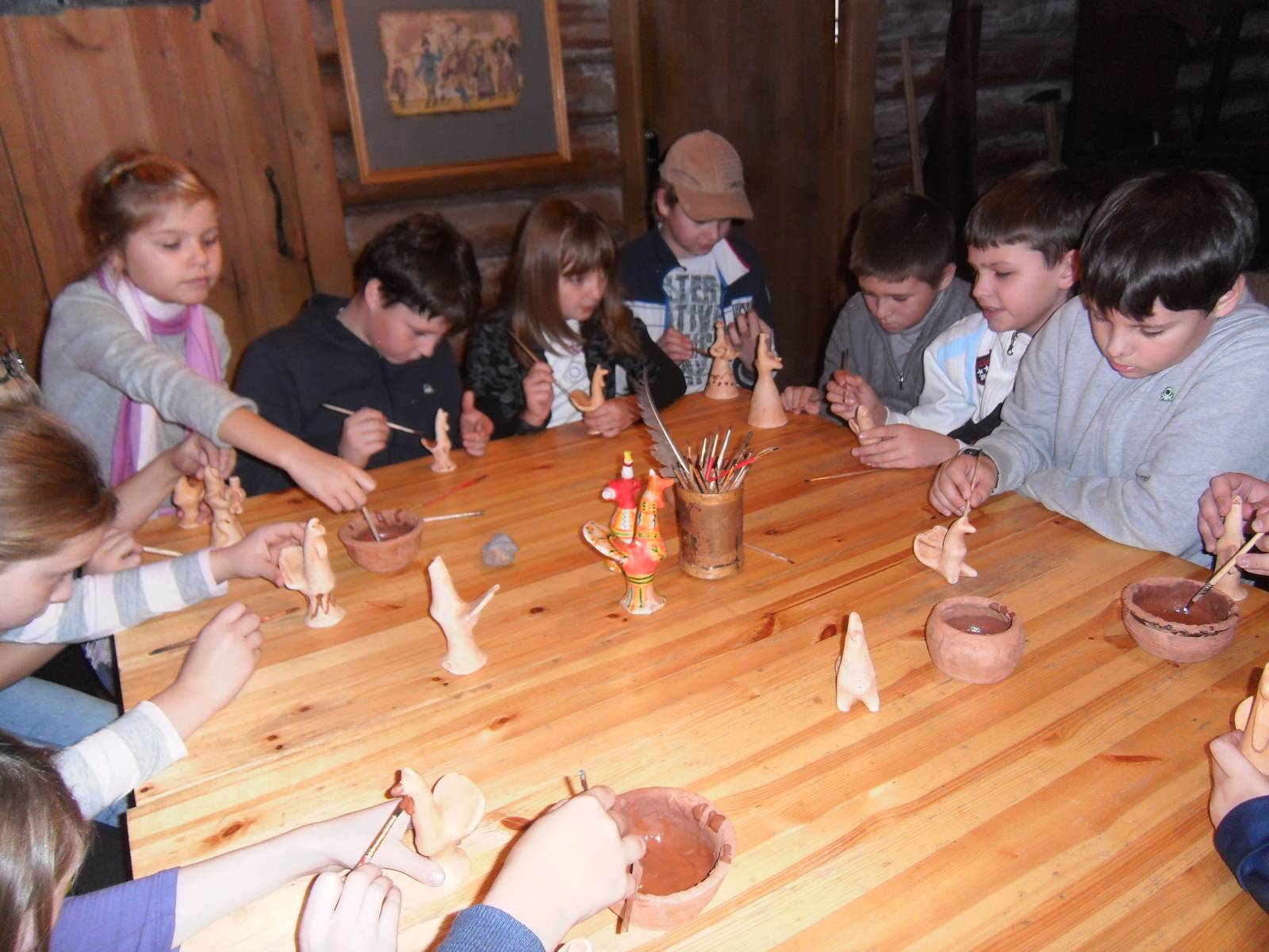 Дети фото в туле